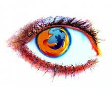 firefox eye
